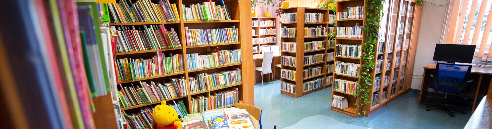 Gminna Biblioteka Publiczna w Jaktorowie